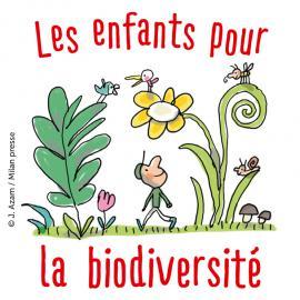 Logo les enfants pour la biodiversité