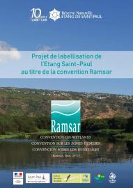 Couverture du projet de labellisation de l'Etang de Saint-Paul