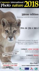 Affiche concours photo - RN Marais de Séné