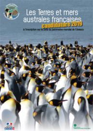 Infographie - Terres et mers australes françaises