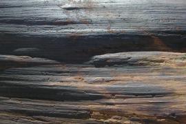 Érosion glaciaire, RN des Contamines Montjoie - © P.M. Aubertel