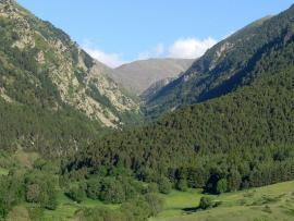 Vue de la vallée d'Eyne - © Jack_ma / Wikipedia