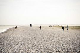 À la pointe du Hourdel - © L. Alvarez / Coeurs de Nature / SIPA