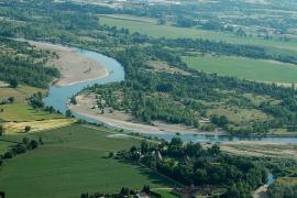 L'Allier près de Bressolles - © J.-L. Zimmerman / Wikipedia