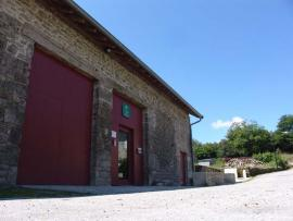 Maison de la réserve - © CEN Limousin