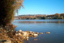 La Garonne à Agen - © CR Aquitaine