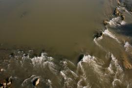 Rapides sur la Garonne - © M. Peel / Wikipedia
