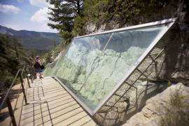 Site des siréniens de Castellane - © M. Cristofani / Coeurs de nature / SIPA